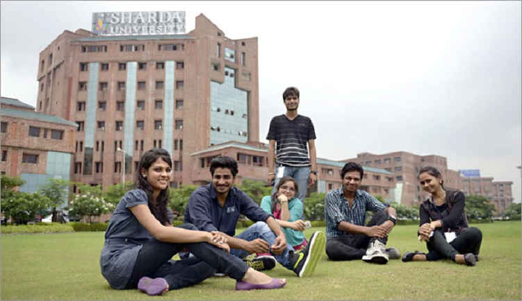 Sharda University Scholarship