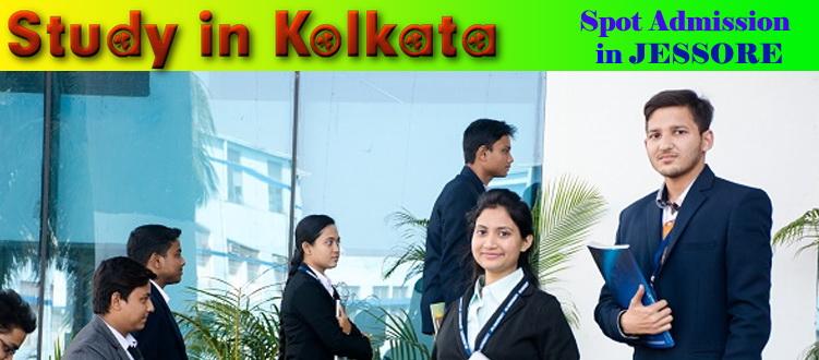 Study in Kolkata Spot Admission in Jessore