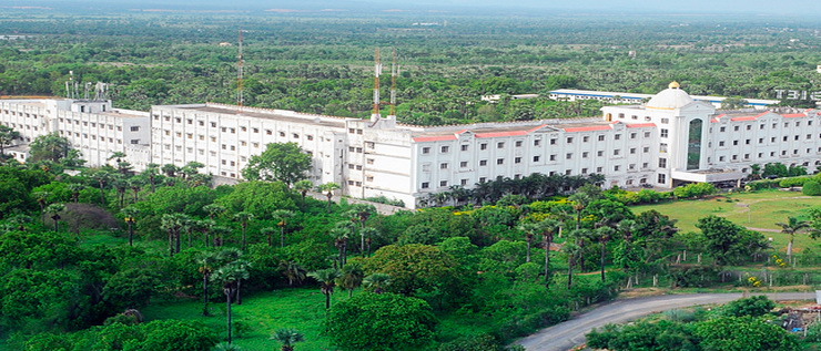 Study Engineering and Pharmacy at GIET India