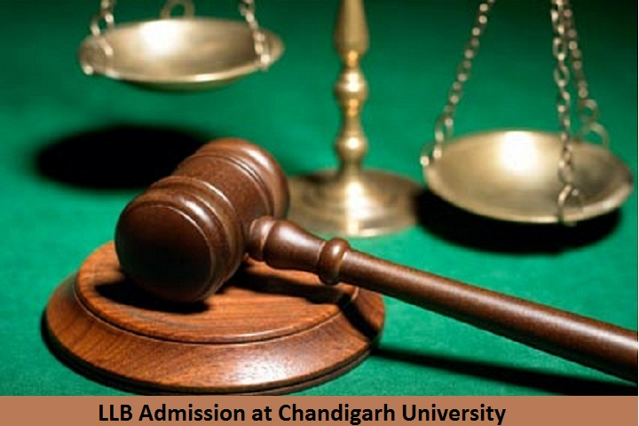 Bachelor of Law  Admission at Chandigarh University