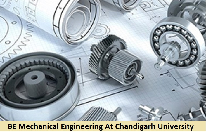 BE Mechanical Engineering Admission at Chandigarh University