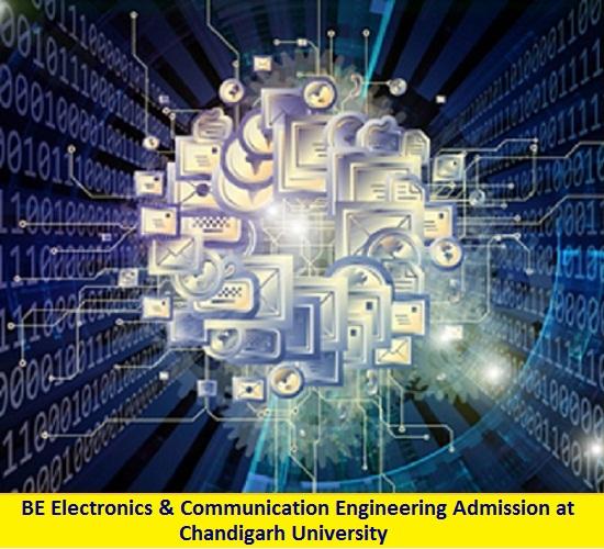 BE Electronics & Communication Engineering Admission at Chandigarh University