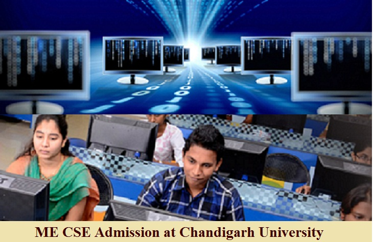 ME Computer Science & Engineering Admission at Chandigarh University