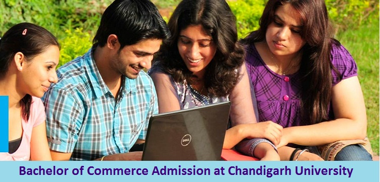 Bachelor of Commerce Admission at Chandigarh University