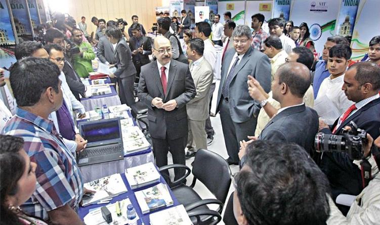 Third Indian Education Fair inaugurated in Dhaka