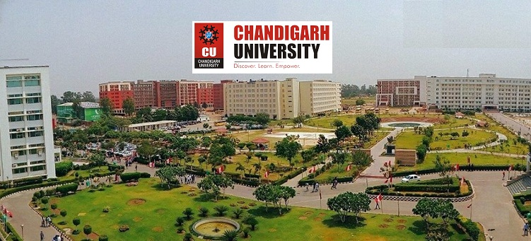 Up to 50 percent scholarship at Chandigarh University, India