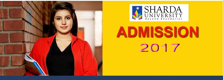 Sharda University International admission 2017 begins