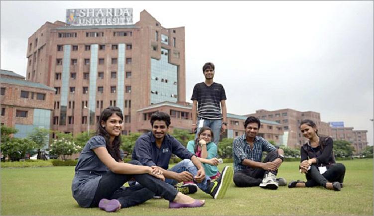 Join Sharda University Foundation Course 2017