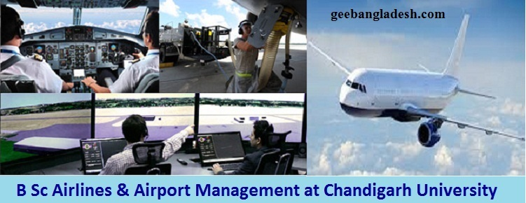 Airline and Airport Management Admission at Chandigarh University