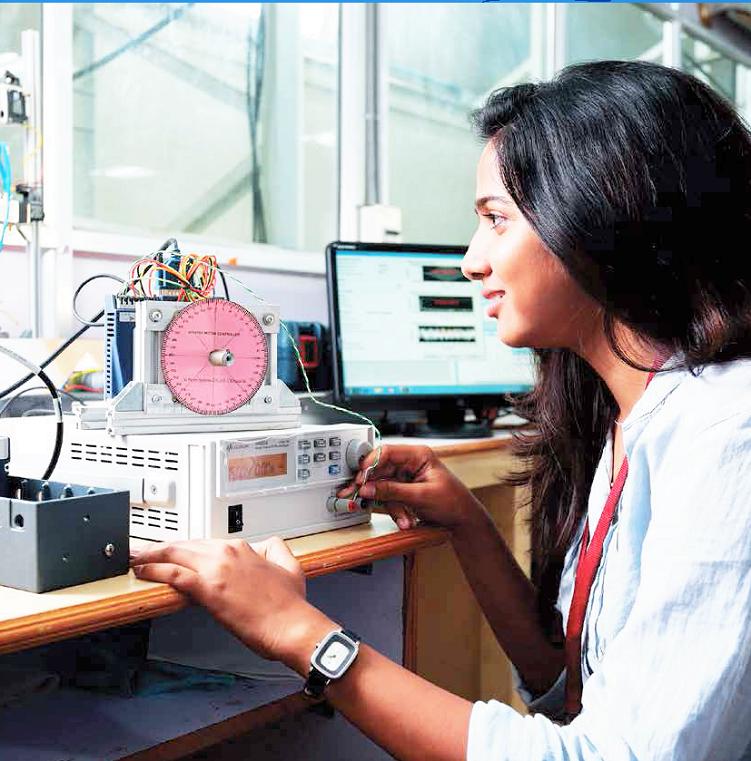 Mechatronics Engineering Scholarship at SRM University