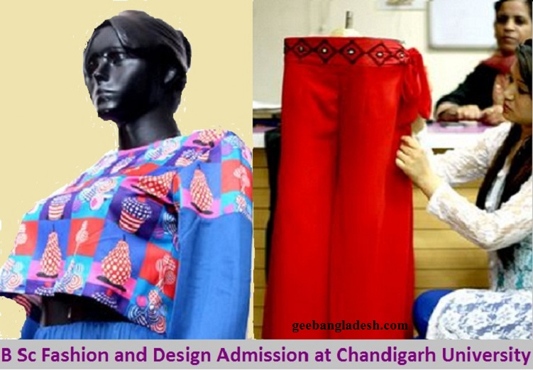BSc in Fashion and Design Scholarship at Chandigarh University
