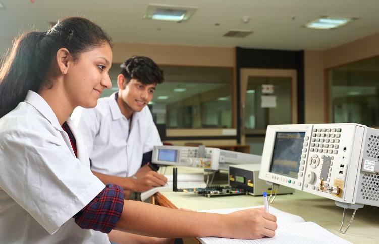 ECE Scholarship at SRM University