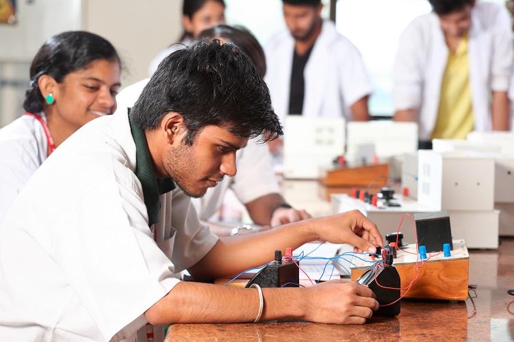 EIE Scholarship at SRM University