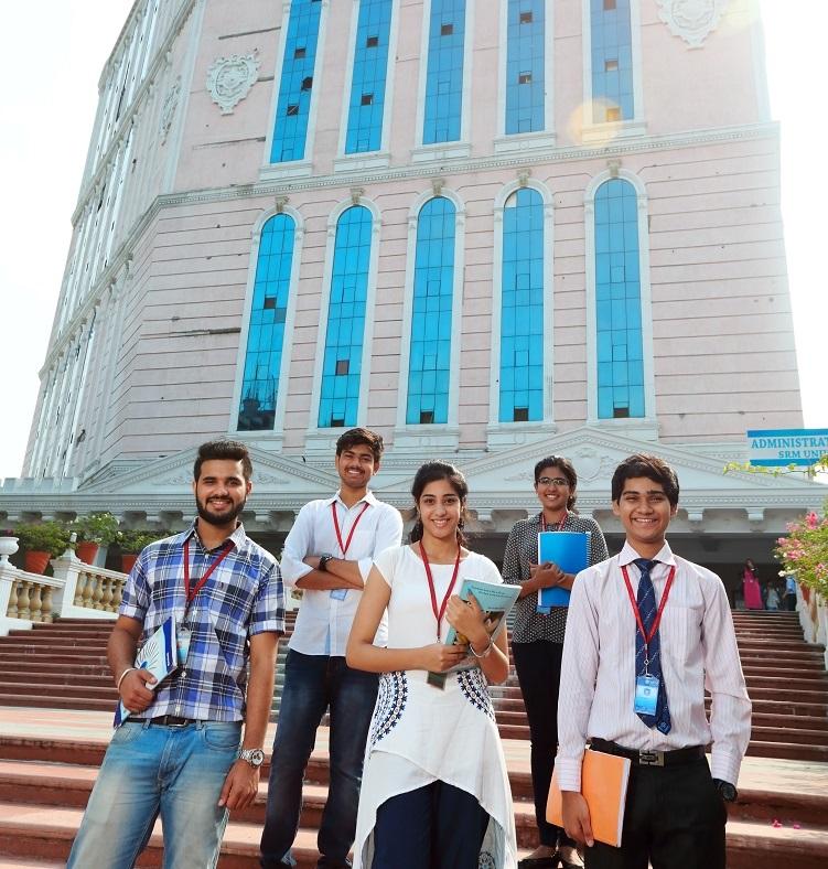 Journalism and Mass Communication Scholarship at SRM University