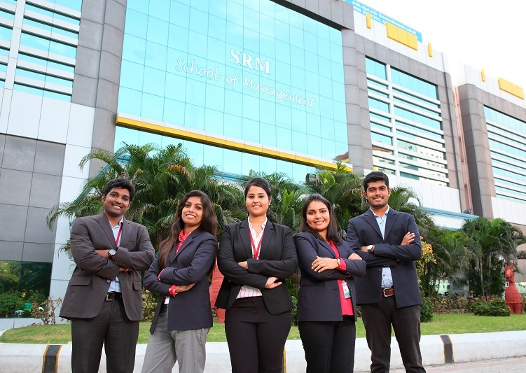 MBA Scholarship at SRM University