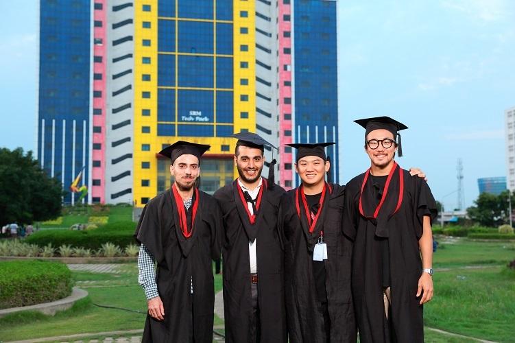 MBA MHM Scholarship at SRM University