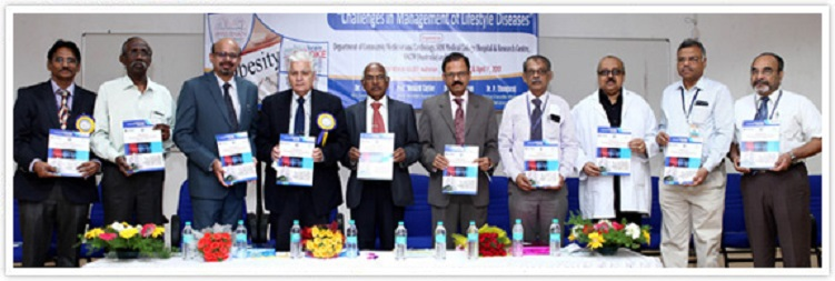 Conference on Challenges in the Management of Lifestyle Diseases