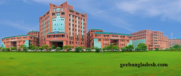Sharda University symbolizes Knowledge beyond Boundaries