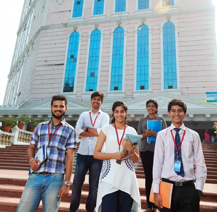 Journalism and Mass Communication Admission at SRM University