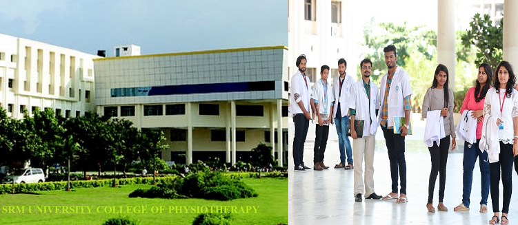 Physiotherapy Admission with Scholarship at SRM University