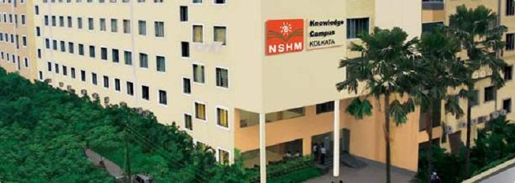Admission at NSHM Kolkata
