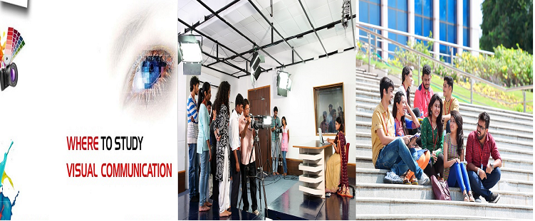 B.Sc Visual Communication Admission with Scholarship at SRM University
