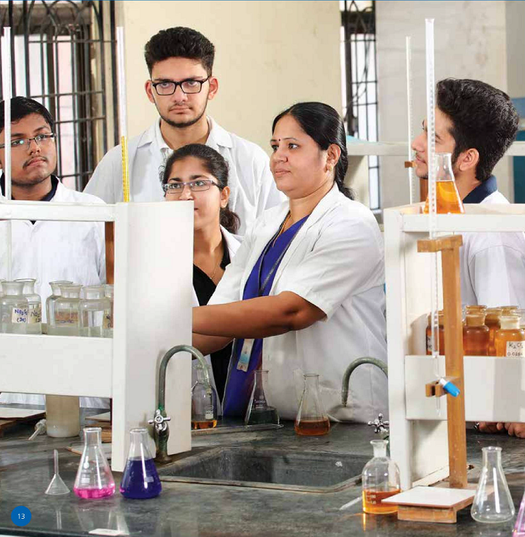 Chemistry Admission 2017 with Scholarship at SRM University