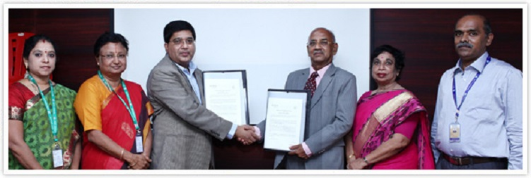 SRM College of Pharmacy Signs MOU and Collaboration Agreement