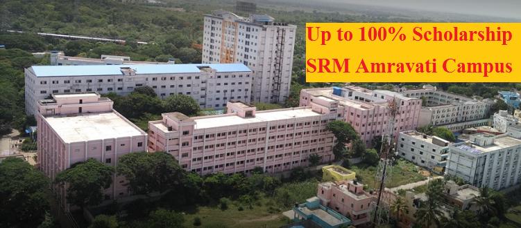 SRM University Scholarship Interview