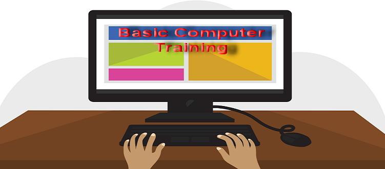 Basic Computer Training at GEE Bangladesh