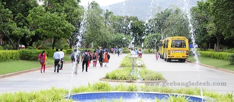 Sree Vidyanikethan invites application under JNTU