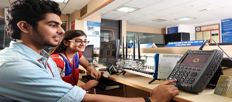 Telecommunication Engineering Admission at SRM University