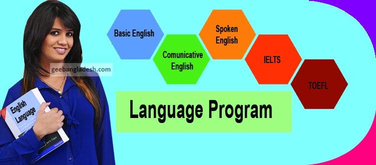 Apply to English Language training program