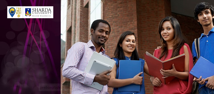 Avail up to 50 percent scholarship at  Sharda University