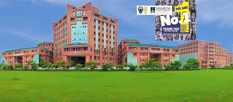Start your educational journey with Sharda University