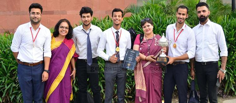 Galgotias University delegate visits Bangladesh