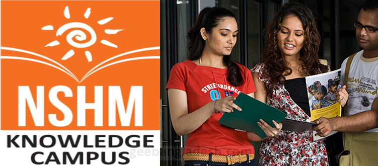 Be the next media professional at NSHM Knowledge Campus