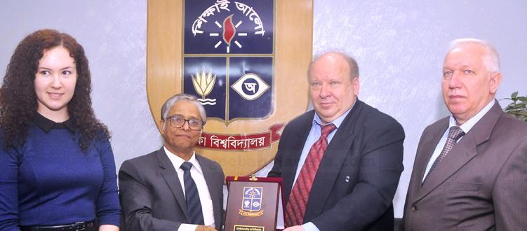 MGIMO University to sign MoU with Dhaka University