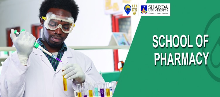 B Pharm admission at Sharda