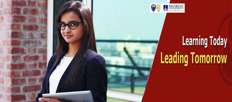 Apply Now for MBA at Sharda University