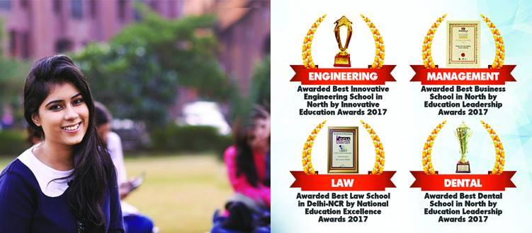 World Class education at Sharda University