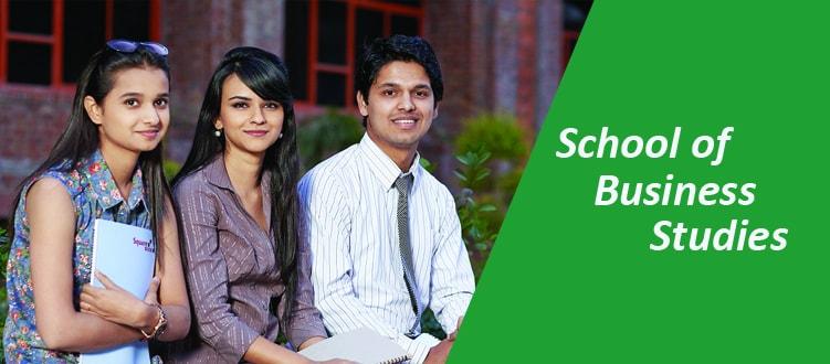 BBA Scholarship at Sharda 2018