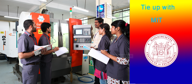 Diploma in Mechanical Engineering at SRM