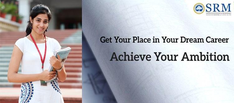 Be A Journalist through SRM University