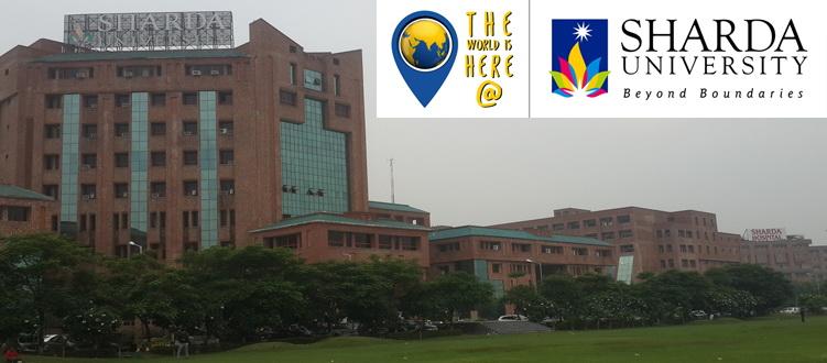 April semester admission at Sharda University