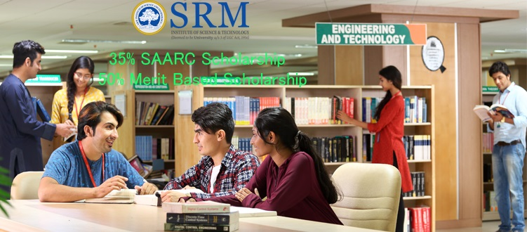 Telecommunication Network Engineering Admission in SRM