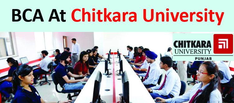 BCA at Chitkara University