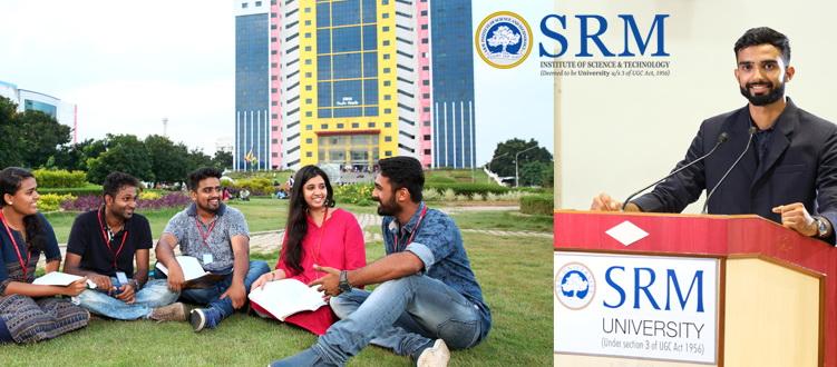 SRM Admission and Scholarship Week 2018, Dhaka
