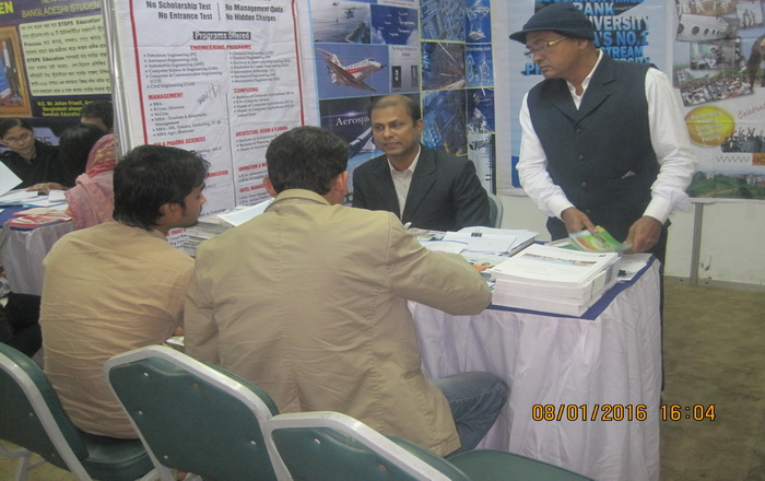 GEE Bangladesh in Education Fair