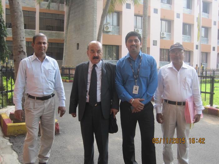 GEE Bangladesh recent visit to NMIT Bangalore